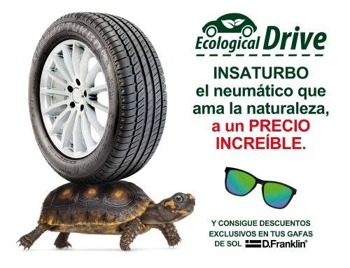 ESTA SEMANA SANTA ELIGE INSATURBO EN ECOLOGICAL DRIVE Y CONDUCE SEGURO