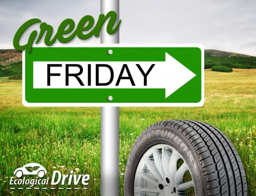 LLEGA EL GREEN FRIDAY A ECOLOGICAL DRIVE