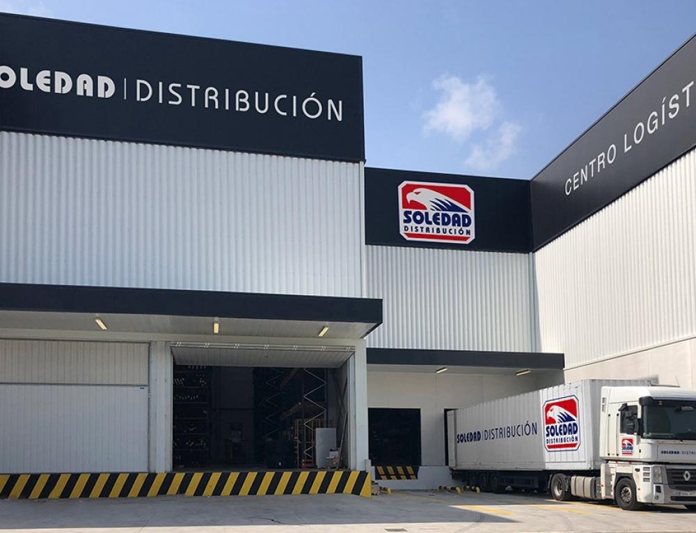 Grupo Soledad potencia su distribución con un nuevo centro logístico en Barcelona