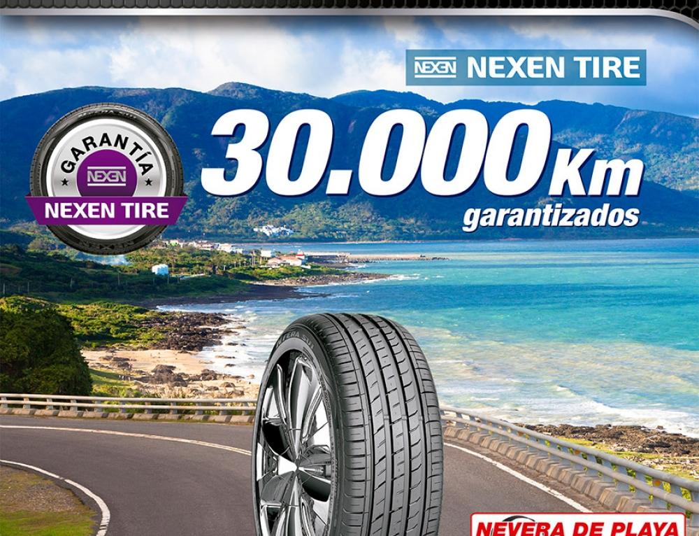 EN BLACKTIRE CAMBIA TUS NEUMÁTICOS ESTE VERANO POR UNOS NEXEN Y CONDUCE TRANQUILO 30.000 KM