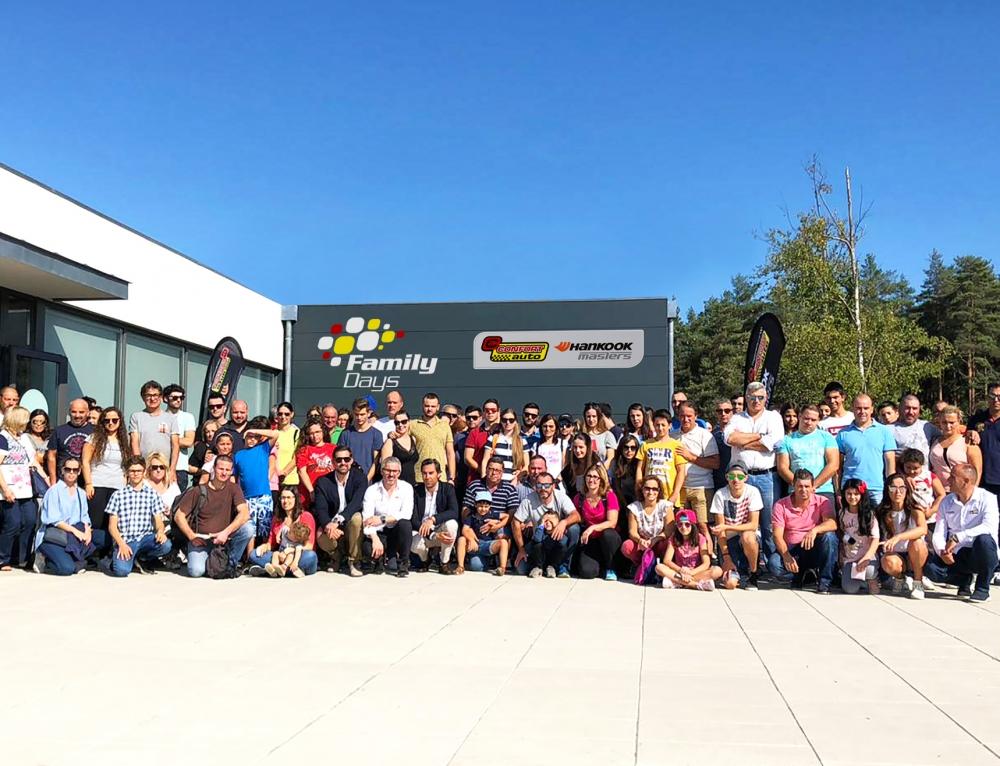 Vuelven los Family Days de Confortauto Hankook Masters