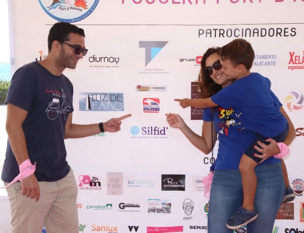 Neumáticos Soledad colabora con la Asociación Provincial de Alicante de Mujeres con Cáncer de Mama