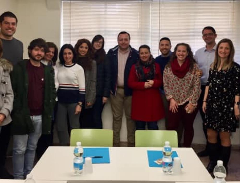 Grupo Soledad asiste al II Encuentro de Supervisores de Down Alicante