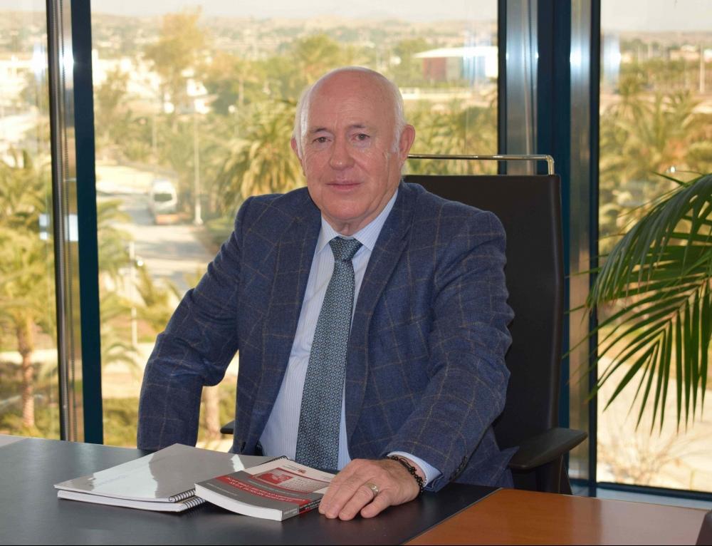 Joaquín Pérez, nuevo presidente del Consejo Social de la Universidad Miguel Hernández de Elche
