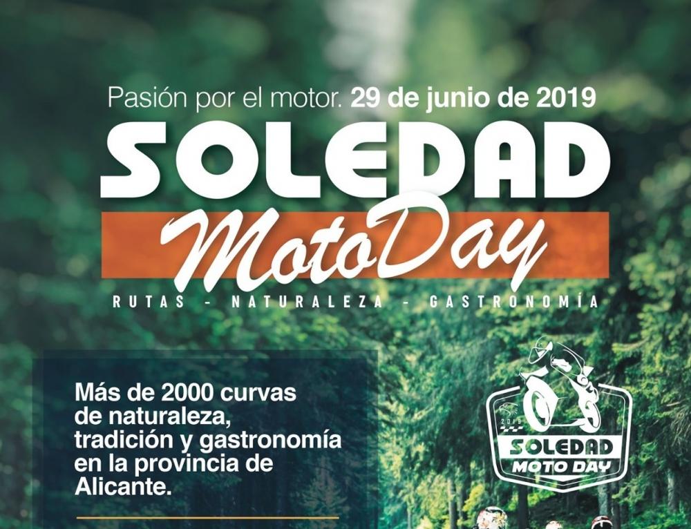Grupo Soledad y Avon Tires convierten la provincia de Alicante en el paraíso motero con la Soledad Moto Day 2019