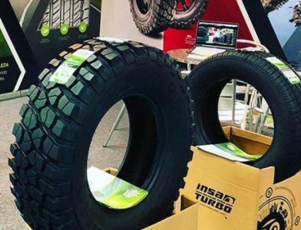 Insa Turbo expone en la Feria Latin American&Caribbean Tyre de Panamá para consolidar su mercado