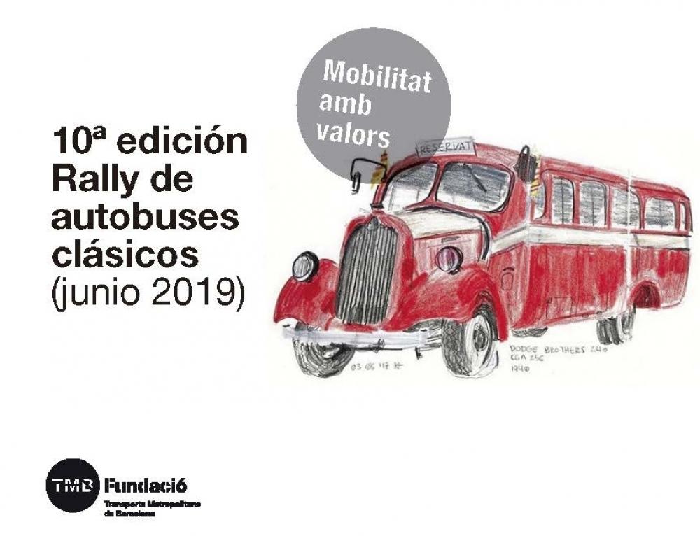 Grupo Soledad en el 10º Rally Internacional de Autobuses Clásicos de Barcelona – Caldes de Montbui