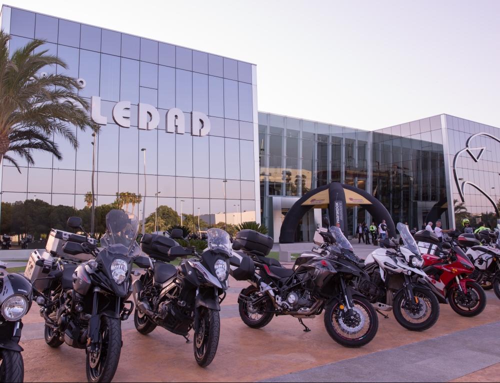 Más de 200 asistentes a la primera edición de la Soledad Moto Day