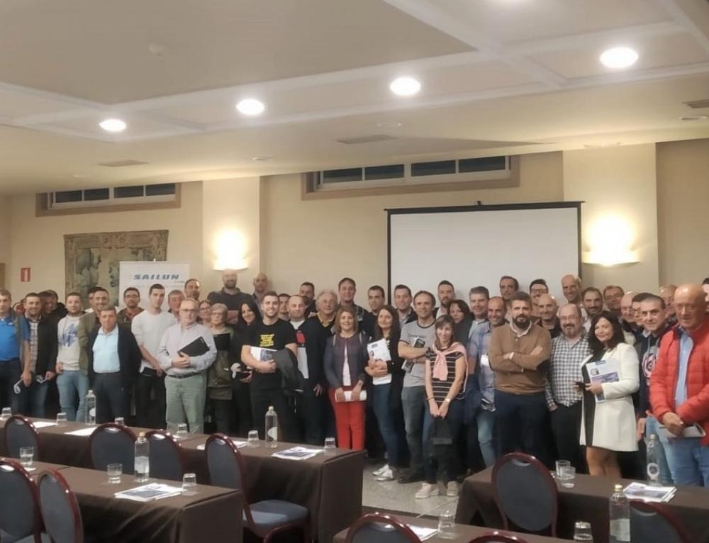 Grupo Soledad presenta su acuerdo de exclusividad con Sailun Tyre en la Península