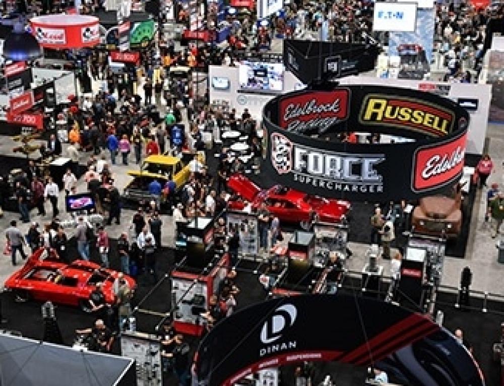 Insa Turbo participa en la mayor feria del automóvil del mundo, la SEMA Show de Las Vegas