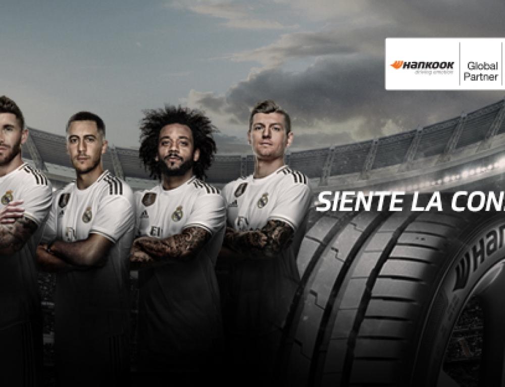 Hankook Tire y Grupo Soledad con el Fútbol