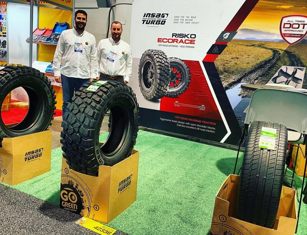 Insa Turbo se consolida en el mercado estadounidense y se abre a nuevos países del continente en la SEMA Show de Las Vegas