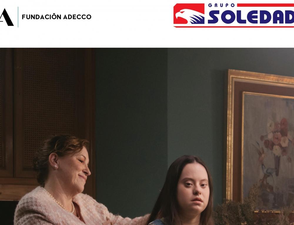 Grupo Soledad colabora con la Fundación Adecco en el Día Internacional de las Personas con Discapacidad