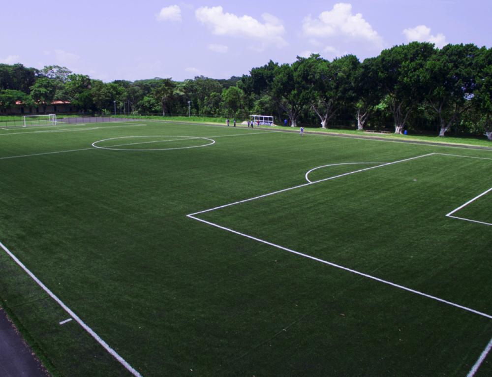 Solodegoma se extiende en América tras de la certificación de la FIFA para campos de fútbol de césped artificial