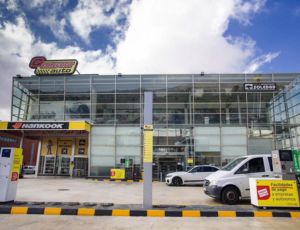 Neumáticos Soledad abre el primer supermercado del Parque Empresarial de Elche